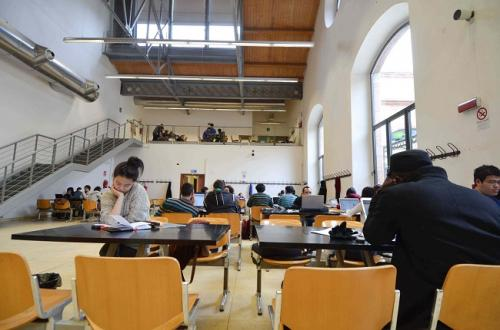 aula studio opera torino