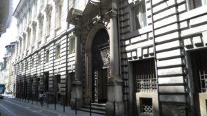 palazzo seminario torino