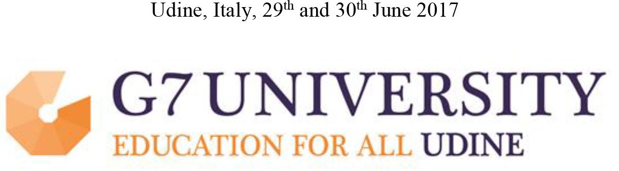 G7 Università ad Udine