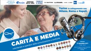 Carità e media