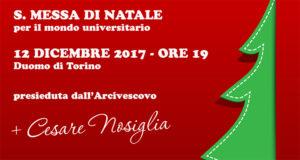 Messa di Natale per il mondo universitario