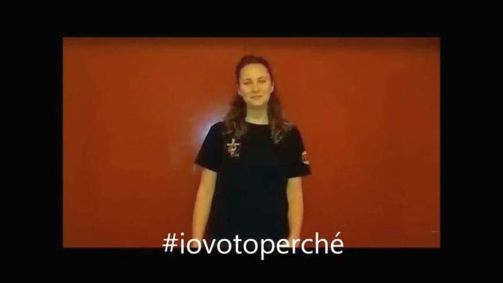 Letzia, 19 anni, ci racconta perché vota il 4 marzo…