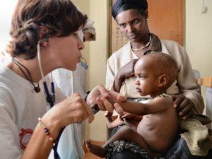 Formazione per volontari in Africa