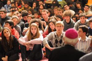 Assemblea diocesana con e per i giovani