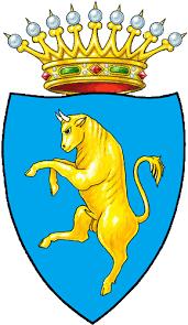 Lo stemma della città di Torino