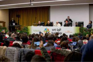 Sinodo: la riunione con i giovani