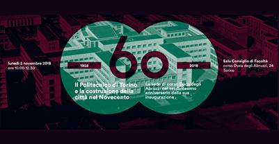 60° anniversario del Politecnico di Torino