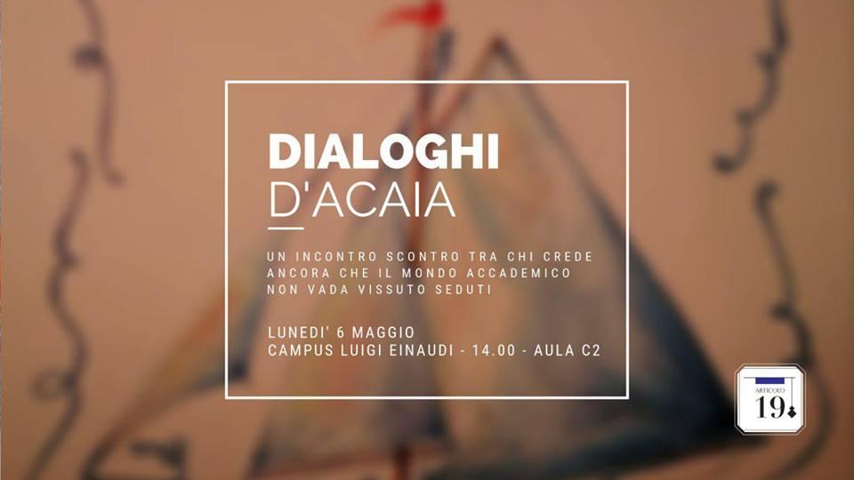 Dialoghi di Acaia