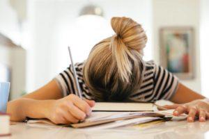 stress ed universitari